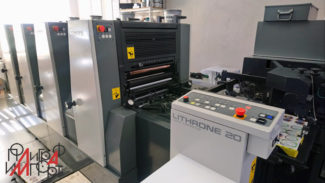 продажа Komori Lithrone L-420, 2008 год