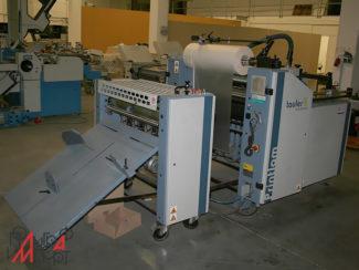 термоламинатор Tauler Printlam 75, 2009 г.в.
