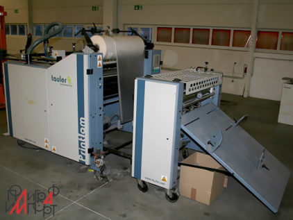 односторонний ламинатор Tauler PrintLam 75 (2009 год)